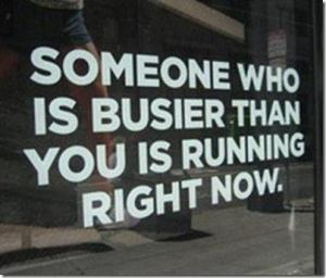 busier